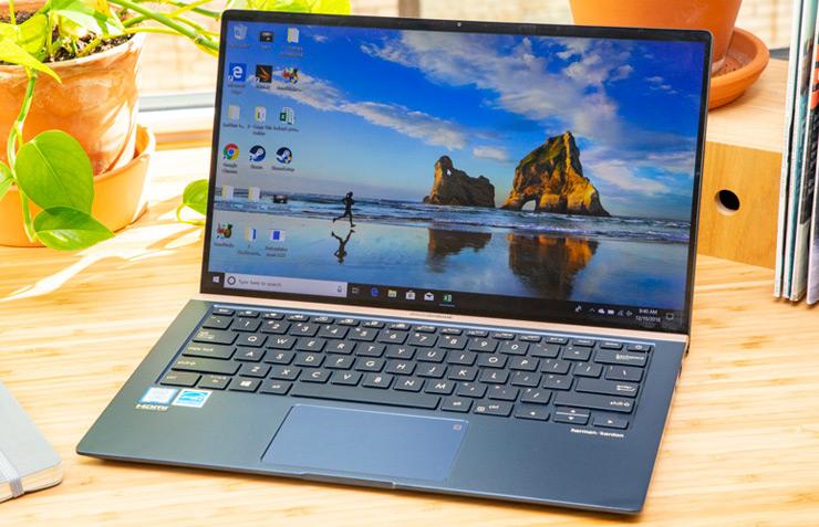 بررسی لپ تاپ ASUS Zenbook UX433