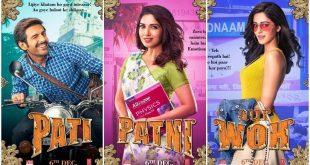 دانلود آهنگ های هندی Pati Patni Aur Woh