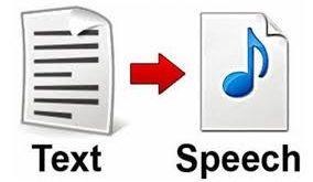تبدیل متن به گفتار در کامپیوتر
