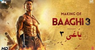 دانلود آهنگ های فیلم هندی Baaghi 3
