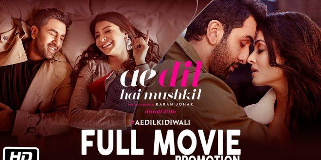 دانلود آهنگ های هندی Ae Dil Hai Mushkil