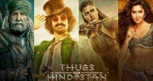 دانلود آهنگ های هندی Thugs of Hindostan
