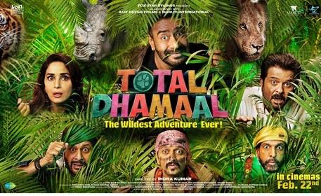 دانلود آهنگ های هندی Total Dhamaal