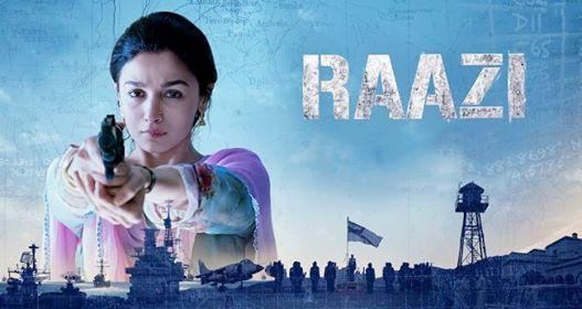 دانلود آهنگ های هندی Raazi
