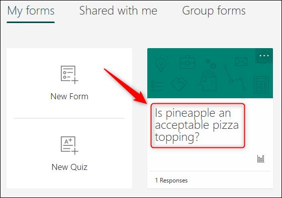 نحوه ایجاد نظرسنجی در مایکروسافت تیمز