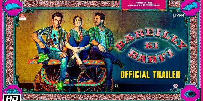 دانلود آهنگ های هندی Bareilly Ki Barfi