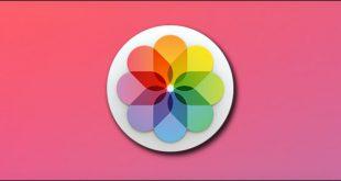 نحوه پرینت گرفتن عکس با استفاده از برنامه Photos در مک