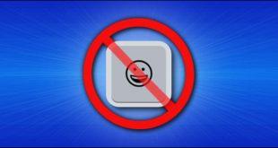 نحوه حذف دکمه ایموجی از صفحه کلید آیفون و آیپد