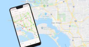 نحوه اشتراک گذاشتن موقعیت مکانی خود در گوگل مپ اندروید و iOS