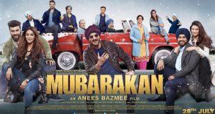 دانلود آهنگ های هندی Mubarakan
