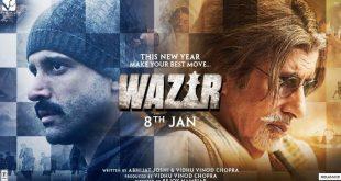 دانلود آهنگ های هندی Wazir