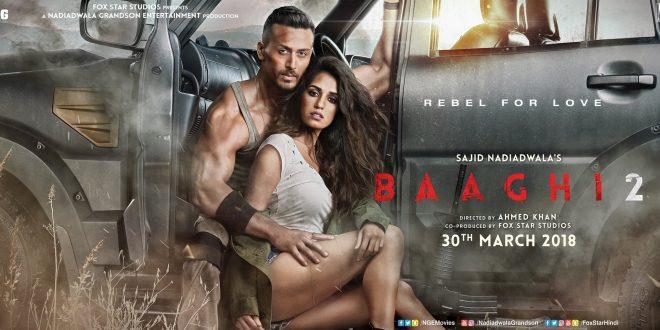 دانلود آهنگ های هندی Baaghi 2