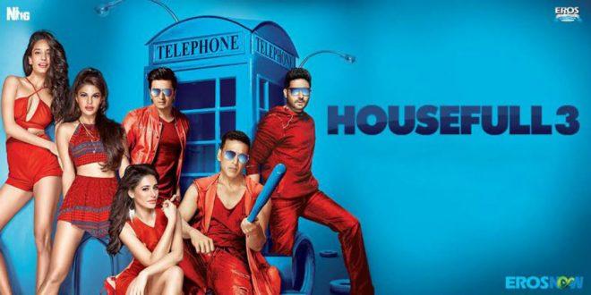 دانلود آهنگ های هندی Housefull 3