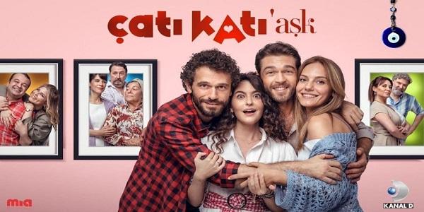 خلاصه داستان سریال ترکی Cati Kati Ask ( عشق در اتاق زیر شیروانی )