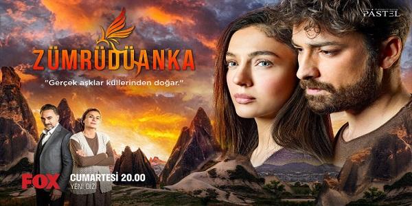 خلاصه داستان سریال ترکی Zumruduanka ( زمرد ، ققنوس )