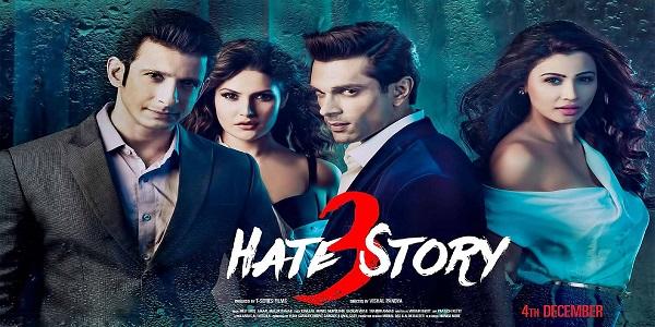 دانلود آهنگ های هندی Hate Story 3
