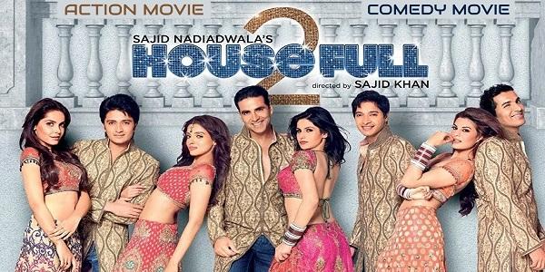 دانلود آهنگ های هندی Housefull 2