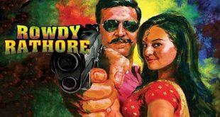 دانلود آهنگ های هندی Rowdy Rathore