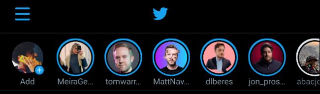 نحوه بی صدا کردن استوری ( Fleets ) در توییتر