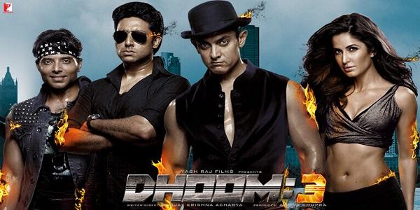 دانلود آهنگ های هندی Dhoom 3