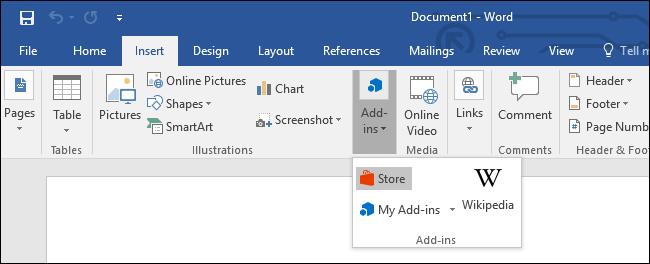 نحوه نصب و استفاده از افزونه ها در مایکروسافت آفیس