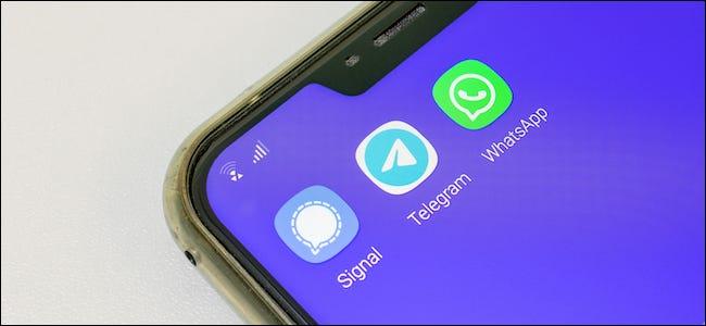 4 تا از بهترین برنامه های پیام رسان جایگزین واتساپ