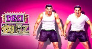 دانلود آهنگ های فیلم هندی Desi Boyz ( پسران هندی )