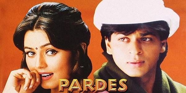 دانلود آهنگ های فیلم هندی Pardes 1997 ( غریبه ، سرزمین بیگانه )