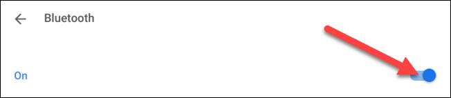 اتصال دستگاه های بلوتوث به کروم بوک