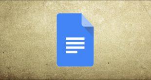 نحوه استفاده از تایپ صوتی در گوگل داکس