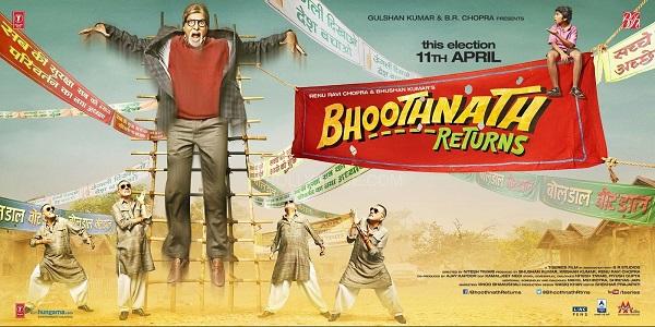دانلود آهنگ های هندی Bhoothnath Returns