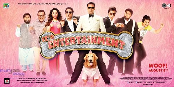 دانلود آهنگ های هندی Entertainment