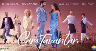 خلاصه داستان سریال ترکی Cam Tavanlar ( سقف های شیشه ای )