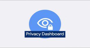 داشبورد حریم خصوصی در اندروید چیست