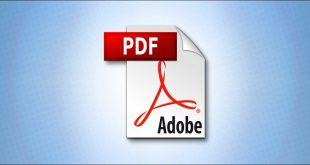 استخراج تصاویر از فایل های پی دی اف