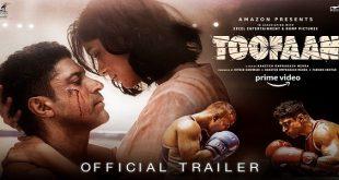 دانلود آهنگ های فیلم هندی Toofaan 2021 ( طوفان )